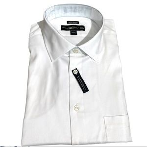 Pronto uomo cotton non iron dress shirt